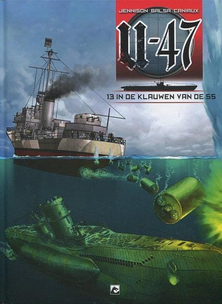 U.47 13 In de klauwen van de SS