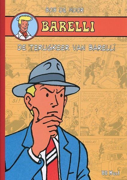 Barelli (BD Must) A1 De terugkeer van Barelli