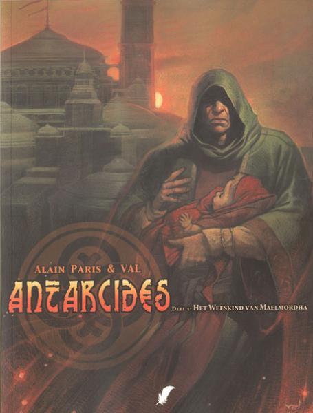 Antarcides 1 Het weeskind van Maelmordha