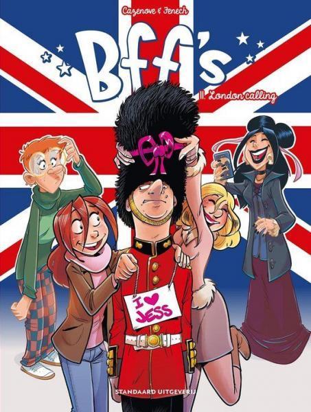 BFF's 11 London calling