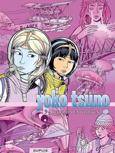 Yoko Tsuno INT 9 Geheimen en vloeken