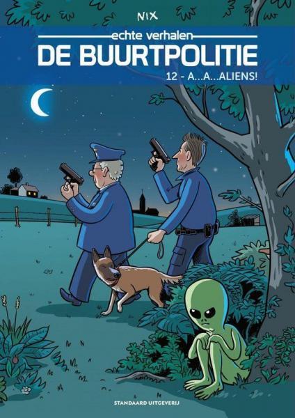 De buurtpolitie 12 A...a...aliens!