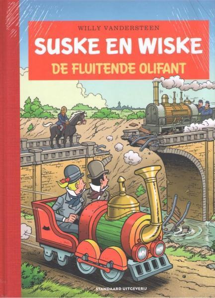 Suske en Wiske 356 De fluitende olifant