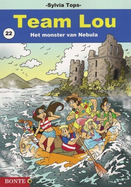 Team Lou 22 Het monster van Nebula