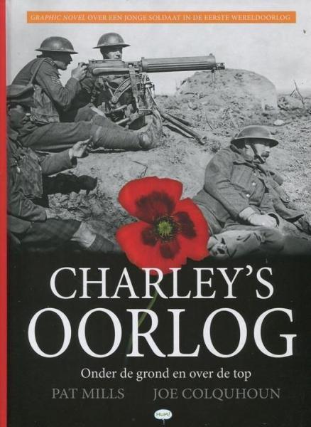 Charley's oorlog 6 Onder de grond en over de top