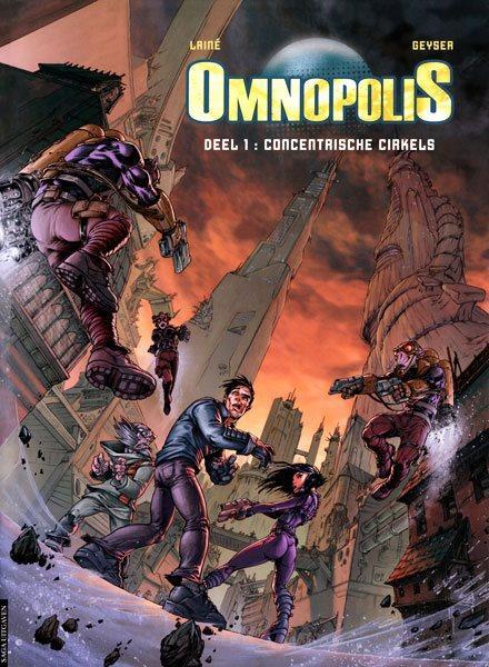 Omnopolis 1 Concentrische cirkels