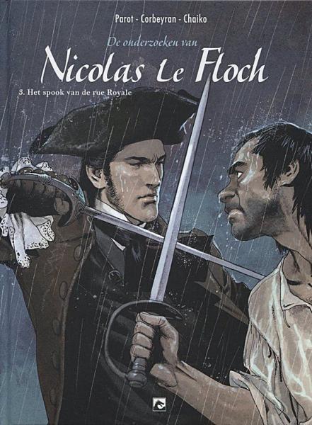 Nicolas Le Floch 3 Het spook van de rue Royale