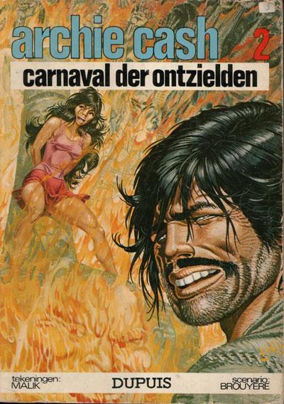Archie Cash 2 Carnaval der ontzielden