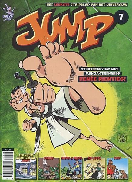 Jump - Stripblad - 2021 2 Nummer 7