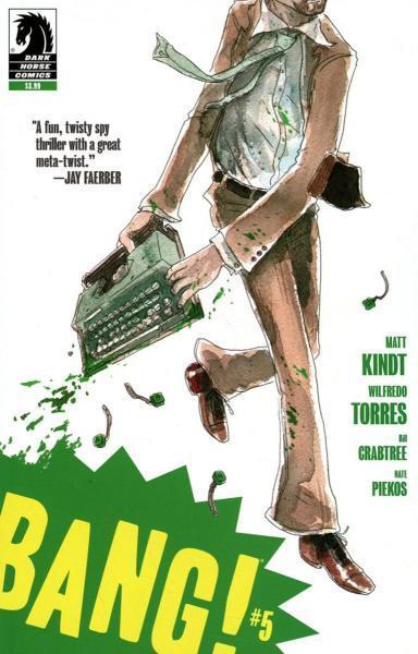 Bang! (Kindt) 5 Issue #5