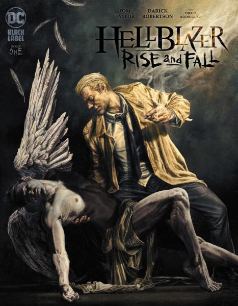Hellblazer: Rise and Fall 1 Issue #1