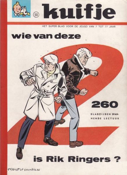 Kuifje - Weekblad - Album (Kleine bundeling - Softcover) B50 Nummer 50
