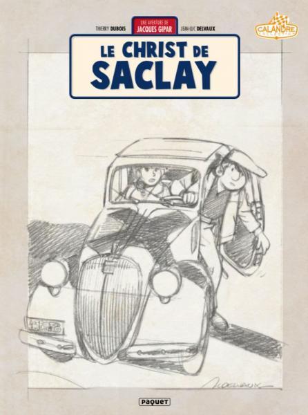 Jacques Gipar 9 Le christ de Saclay
