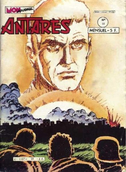 Antarès (Mon Journal) 51 Les criminels des profondeurs