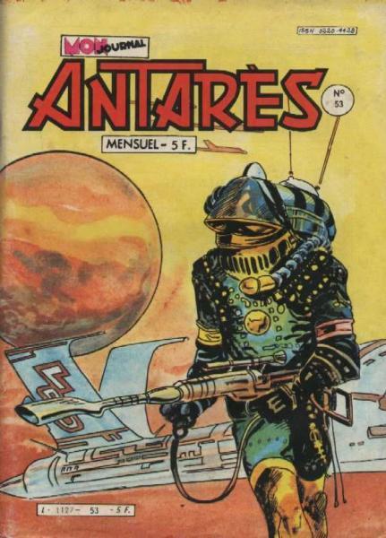 Antarès (Mon Journal) 53 L'imparable invention