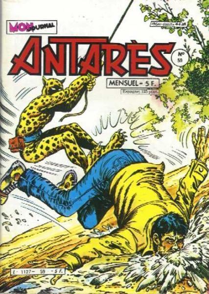 Antarès (Mon Journal) 59 Le grand
