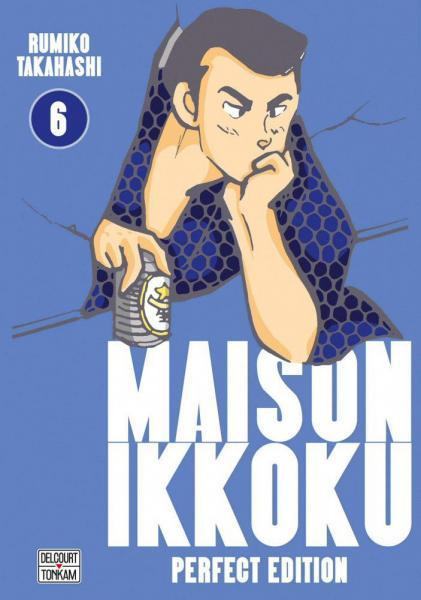Maison Ikkoku (Perfect édition) 6 Tome 6