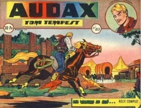 Audax (Artima) 83 Tom Tempest: Les voleurs de blé
