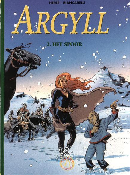 Argyll 2 Het spoor