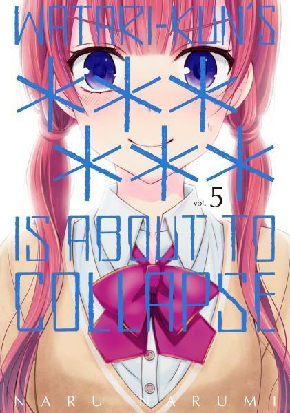 Watari-kun's ****** Is About To Collapse 5 Volume 5
