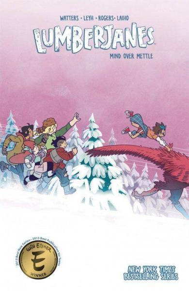 Lumberjanes INT 16 Mind Over Mettle
