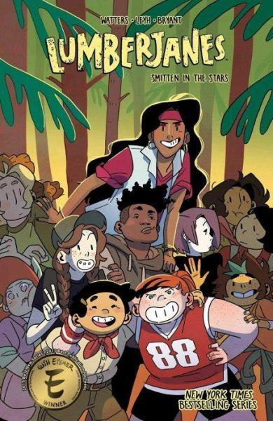 Lumberjanes INT 17 Smitten in the Stars