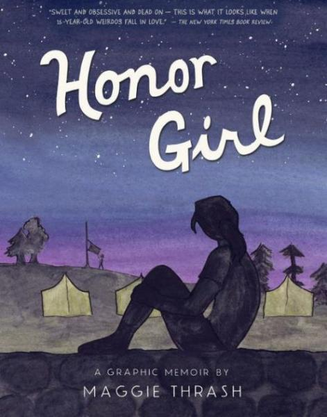 Honor GIrl 1 Honor Girl