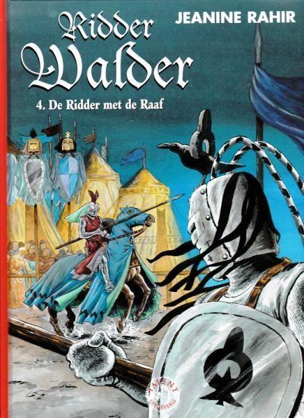 Ridder Walder 4 De ridder met de raaf