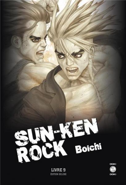 Sun-Ken Rock INT 9 Livre 9
