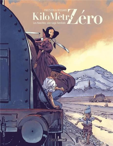 Kilomètre zéro 2 Les Koechlin, une saga familiale