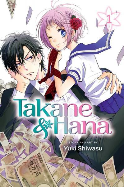 Takane & Hana 1 Volume 1