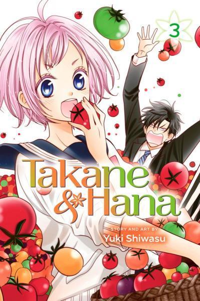 Takane & Hana 3 Volume 3