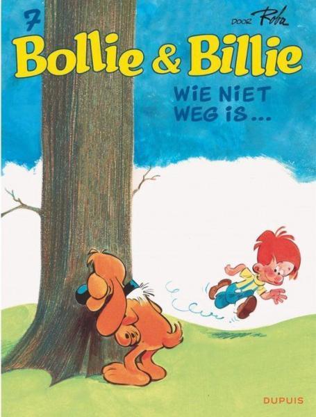 Bollie & Bilie (Relook - Vernieuwde uitgave) 7 Wie niet weg is...