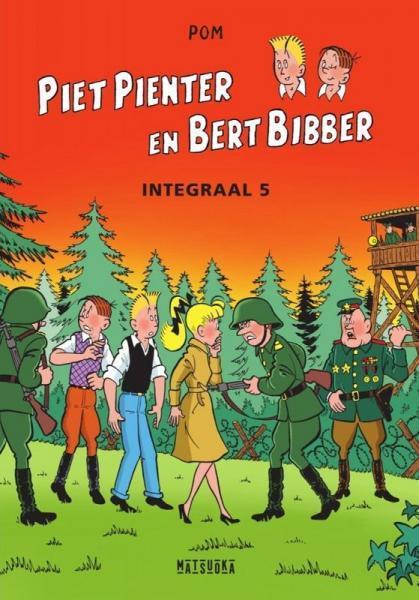 Piet Pienter en Bert Bibber INT 5 Integraal 5