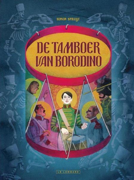 De tamboer van Borodino 1 De tamboer van Borodino