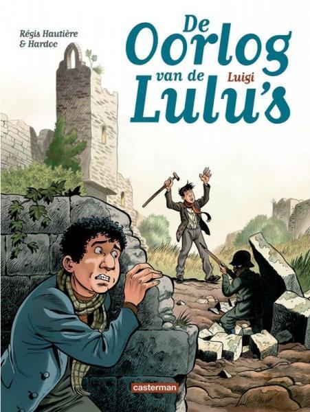 De oorlog van de Lulu's 7 Luigi