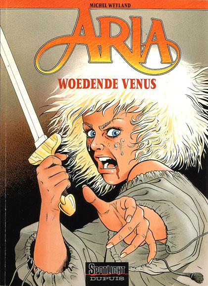 Aria 18 Woedende Venus
