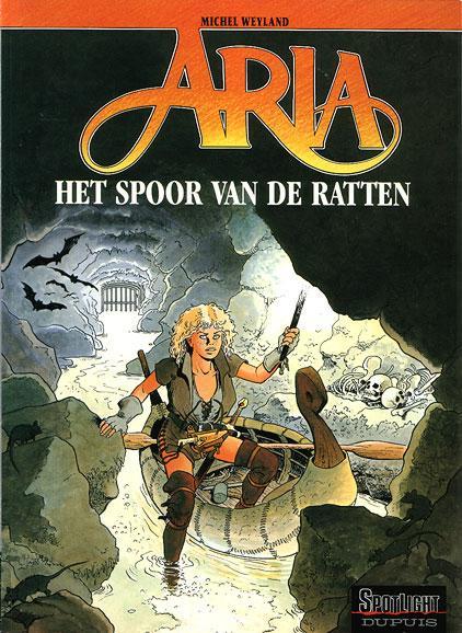 Aria 22 Het spoor van de ratten