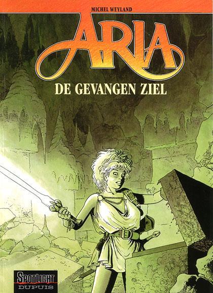 Aria 24 De gevangen ziel