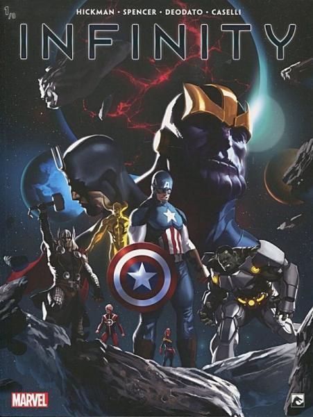 Avengers - Infinity (Dark Dragon) 1 Deel 1