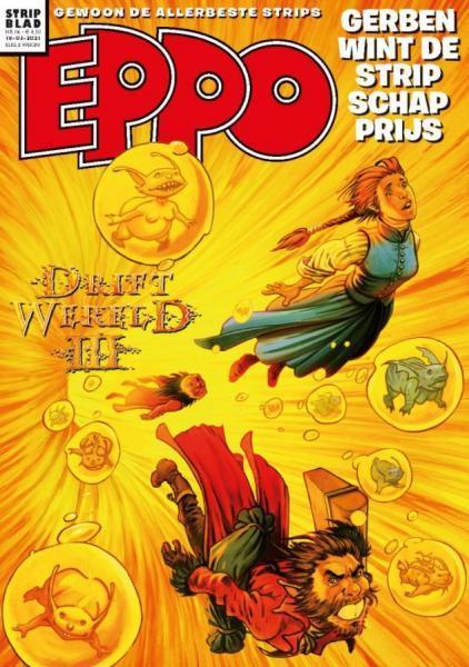 Eppo - Stripblad 2021 (Jaargang 13) 6 Nummer 6