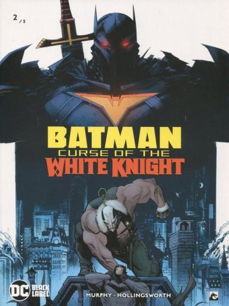 Batman: Curse of the White Knight (Dark Dragon) 2 Deel 2