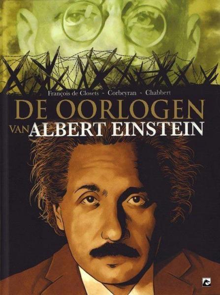 De oorlogen van Albert Einstein 1 De oorlogen van Albert Einstein