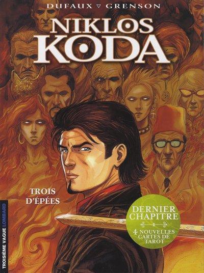 Niklos Koda 10 Trois d'épées