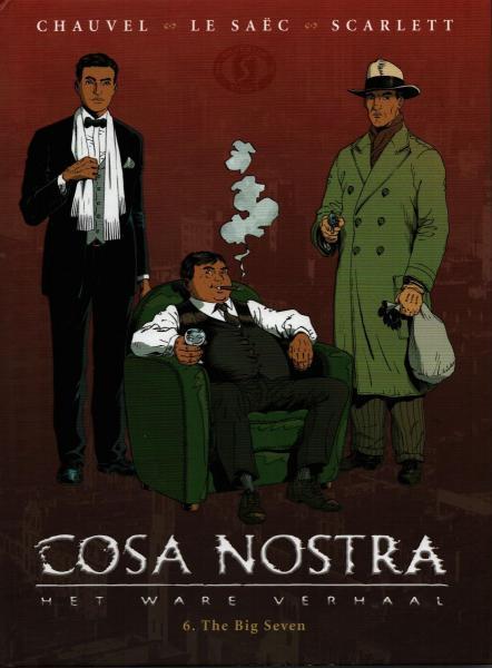 Cosa Nostra - Het ware verhaal 6 The Big Seven