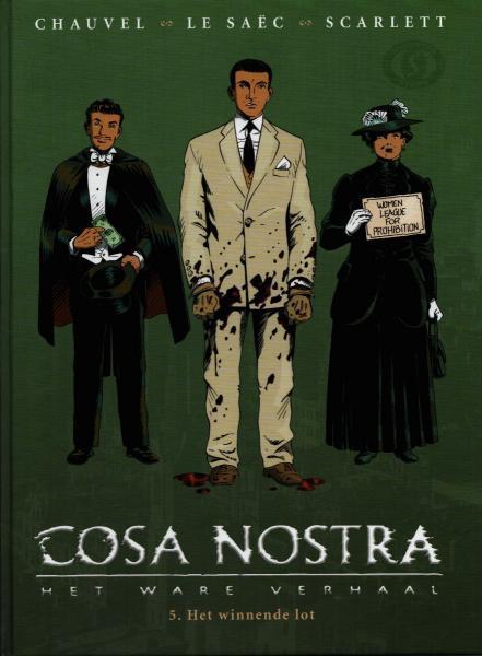 Cosa Nostra - Het ware verhaal 5 Het winnende lot
