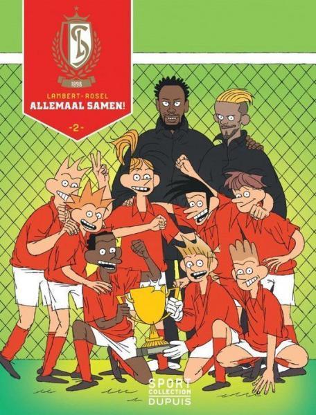Standard Luik 2 Allemaal samen!
