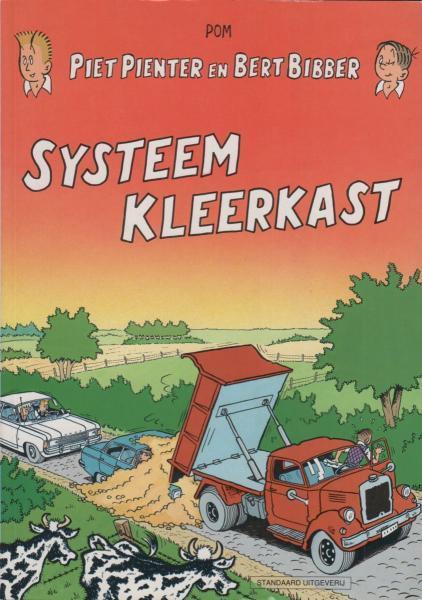 Piet Pienter en Bert Bibber 41 Systeem kleerkast