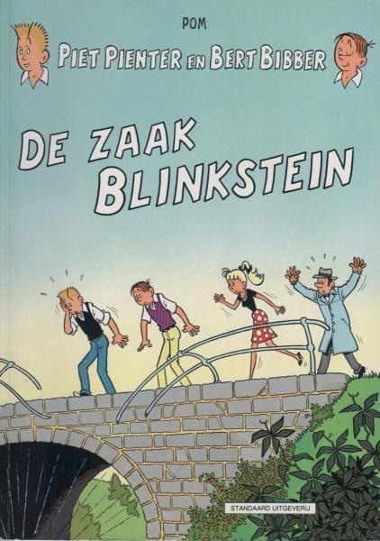 Piet Pienter en Bert Bibber 34 De zaak Blinkstein