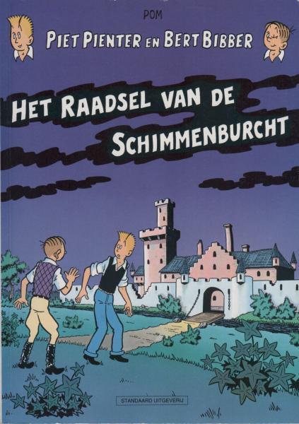 Piet Pienter en Bert Bibber 3 Het raadsel van de Schimmenburcht